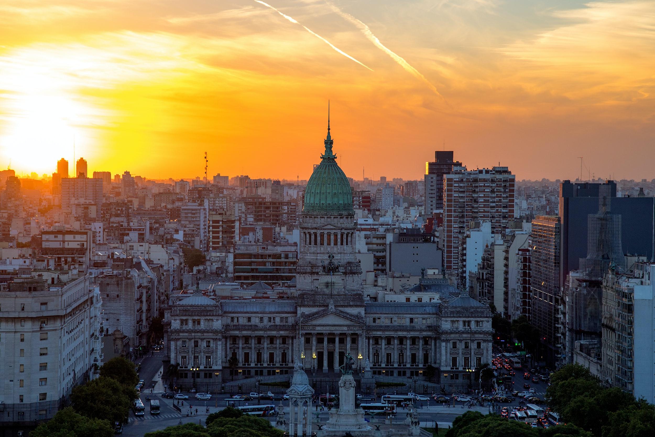 Argentina Reise